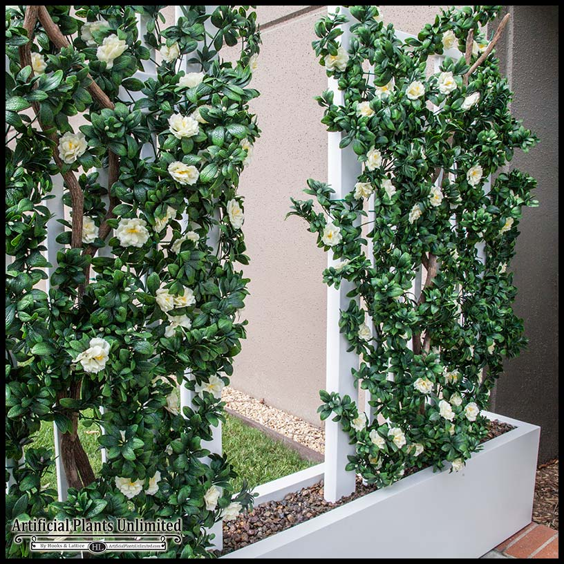 indoor space dividers and barriers | artificial plants unlimited Artificial Plants for Outdoor Planters
