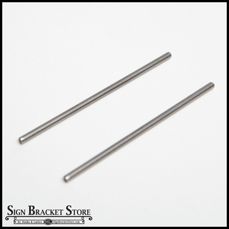 Banner Straight - Coupler Pin (Pair)