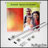 Banner Straight- Rail System