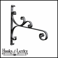 Barrington Large Scroll Bracket for Hanging Flower Baskets