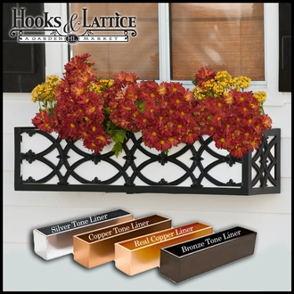 Baton Rouge Aluminum Window Boxes