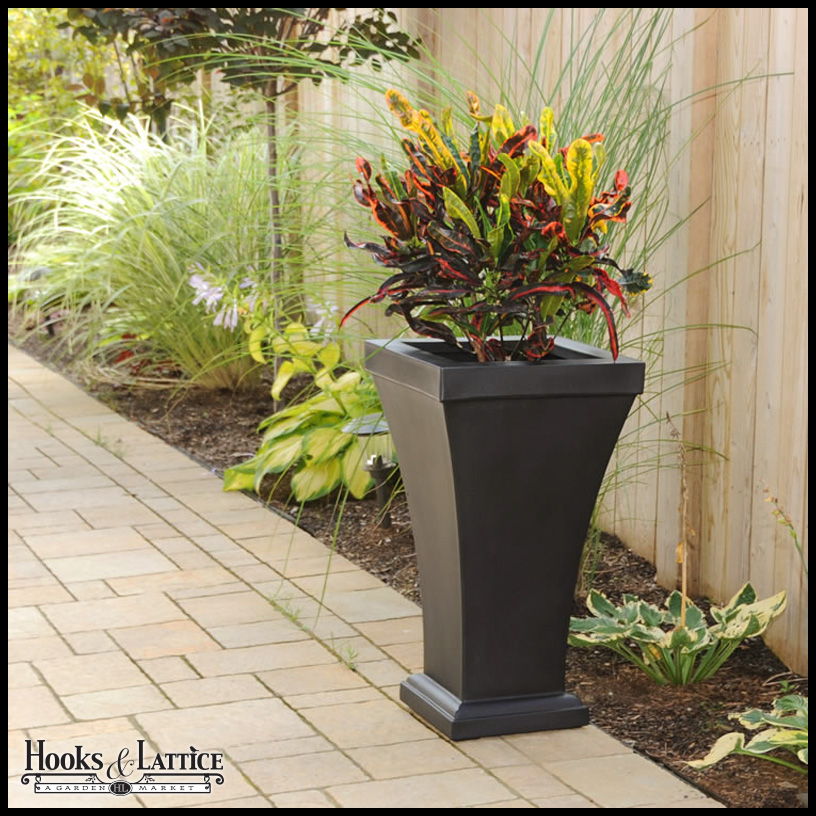 Perfect Bloomington Tall Patio Planters Click To Enlarge