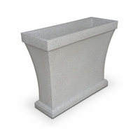 Bloomington Trough Planter - Sandstone