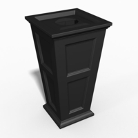 Prestige Tall Waste Bin - Choose from 4 Colors