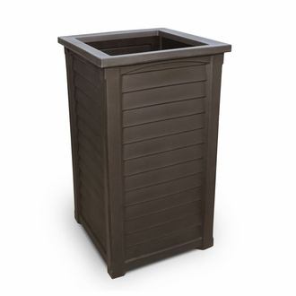 Lakeview 38 inch Tall Planter w/ Liner - Choose from 4 Colors