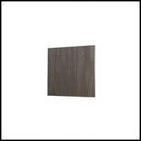 Board Formed Designer Wall Panel 48in.L x 48in.W