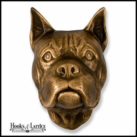 Boxer Door Knocker