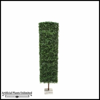 6' Boxwood Column Topiary