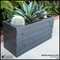 Brockton Rectangular Fiberglass Planter 72in.L x 18in.W x 24in.H