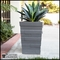 Brockton Tapered Square Planter 24in.L x 24in.W x 18in.H