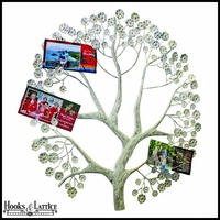 Burnished Tree of Life Wall Decor