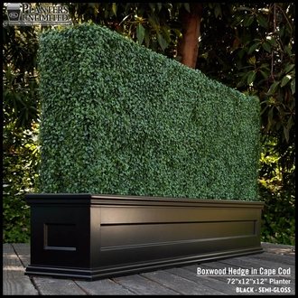 Cape Cod Premier Composite Commercial Planter 48in.L x 24in.W x 18in.H
