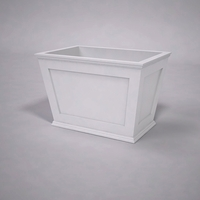 Cape Cod Tapered Commercial Planter 36in.L x 24in.W x 24in.H