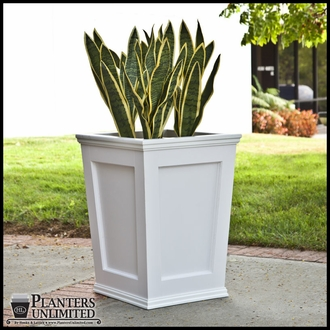 Cape Cod Tapered Commercial Planter 60in.L x 60in.W x 18in.H