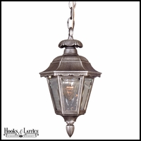 Carlingford Line Voltage Hanging Light Fixture w/ Chain