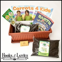 Carrots for Kids Grow Kit