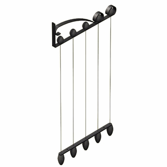 Cascade Gardens Adjustable Height Trellis