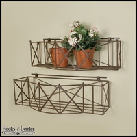 Castlewood Window Box (Set of 2)