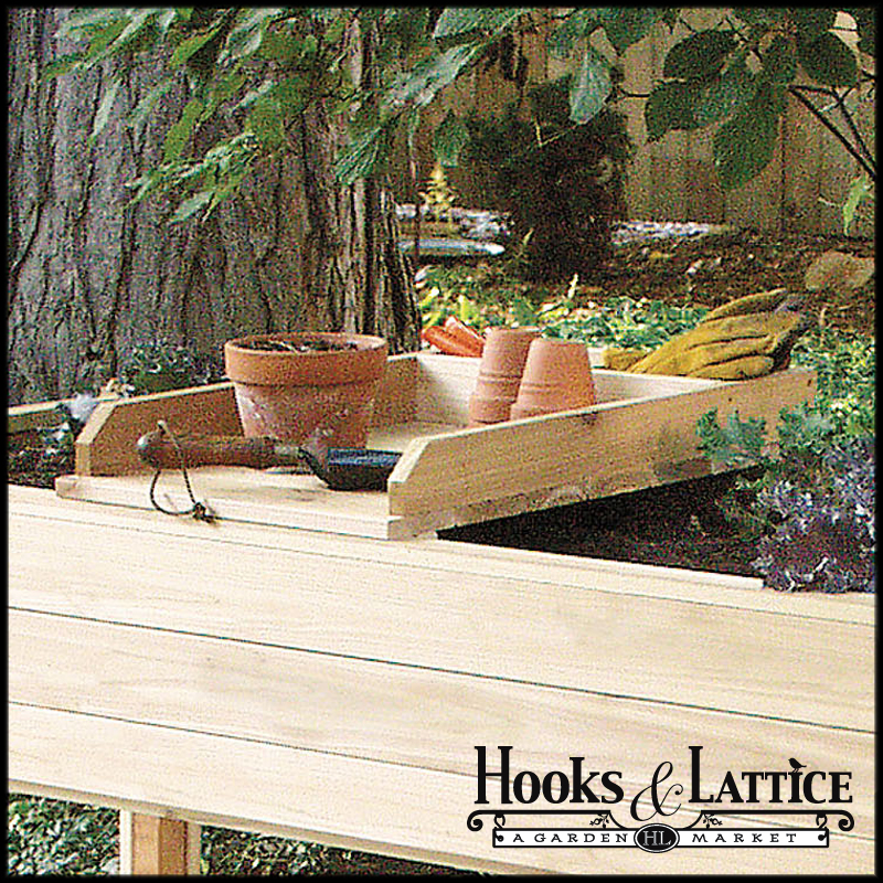 Garden Planting Tables, Potting Benches & Raised Bed Gardens