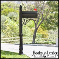 Chambery Mail Box Complete System
