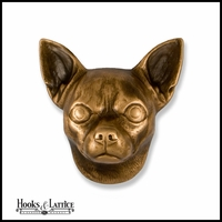 Chihuahua Door Knocker