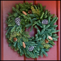 Christmas & Holiday Wreaths