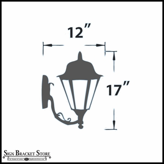 Classic Style Wall Fixture  - 120V
