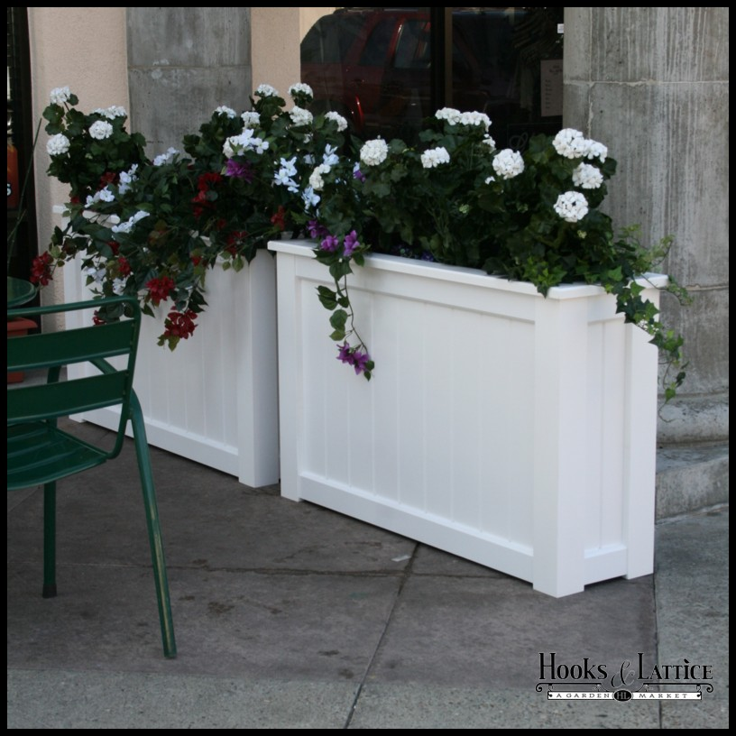 Wonderful Composite Commercial Planters Click To Enlarge