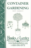 Container Gardening Booklet