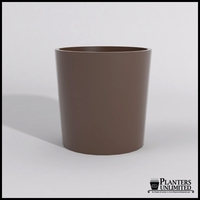 Contempo Tapered Fiberglass Commercial Planter 48in.Dia. x 48in.H