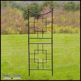 Contemporary Square Trellis