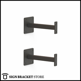 Coppia Fixed Mount Sign Bracket Pair