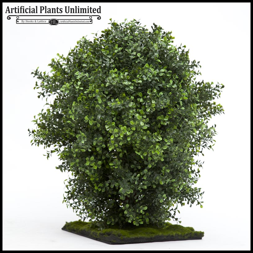 outdoor faux boxwood shrubs | artificial plants unlimited Artificial Outdoor Shrubs