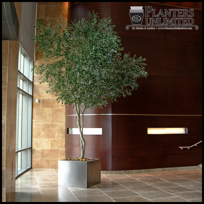 Custom Artificial Indoor Trees Indoor Faux Trees Custom