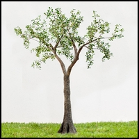Custom Outdoor Artificial Oak Tree