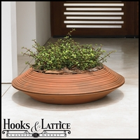 Danbury 36in. Bowl Planter