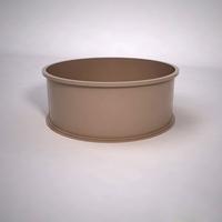 Dartington Low Profile Round Planter 48in.D x 18in.H