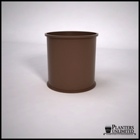 Dartington Round Fiberglass Planter 30in.D x 30in.H