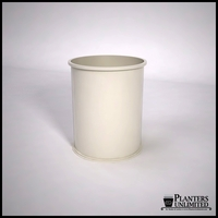 Dartington Round Fiberglass Planter 30in.D x 36in.H