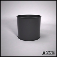 Dartington Round Fiberglass Planter 48in.D x 24in.H