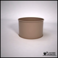 Dartington Round Fiberglass Planter 48in.D x 30in.H