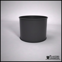 Dartington Round Fiberglass Planter 48in.D x 36in.H