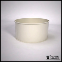 Dartington Round Fiberglass Planter 60in.D x 30in.H
