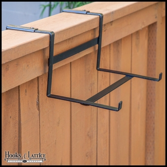 "Deck Drape with 9"" Shelf"