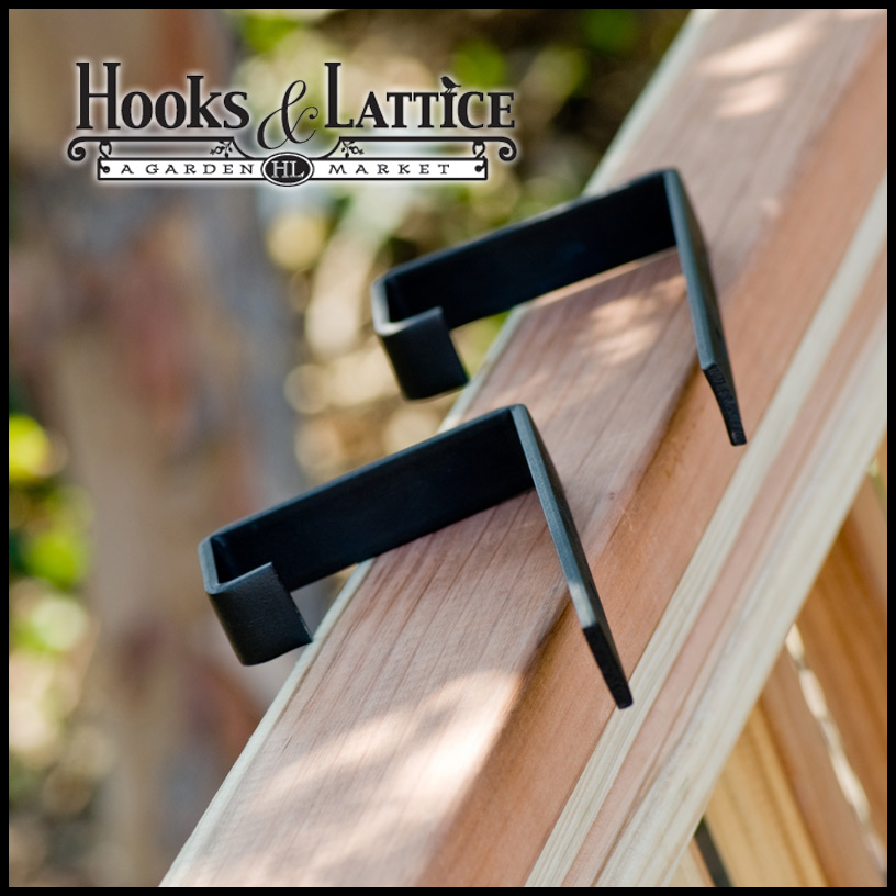 Flower Box Deck Brackets Amp Window Box Brackets For Railings