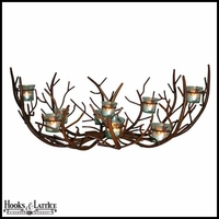 Decorative Twig Candle Holder for Votives