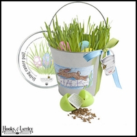 Easter Wheatgrass Garden-in-a-Pail