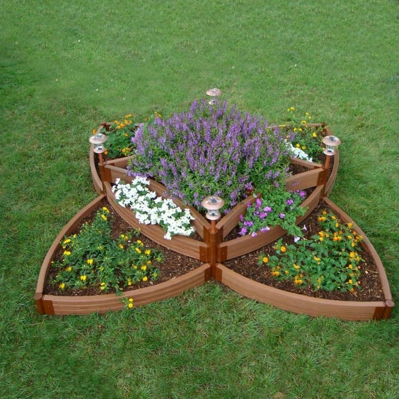 designer shaped raised gardens click to enlarge - Garden Design Kit