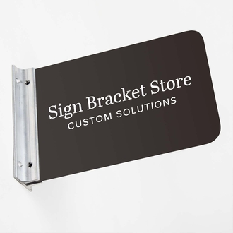 Direct Sign Mounts | Corridor Sign Holders