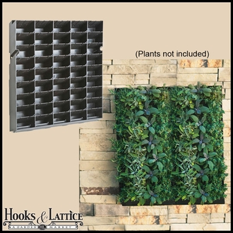 DIY Living Walls